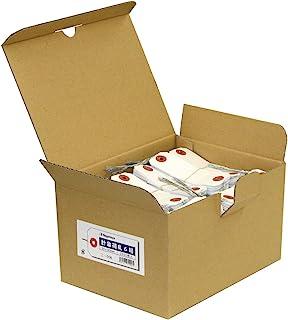 NAGATOYA 长门屋商店 铜丝货签 6 号(小型) 2000 张盒装 NI-006 (1730023)