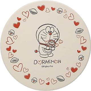 哆啦A梦 心形收藏 吸水杯垫 直径约9厘米 105574