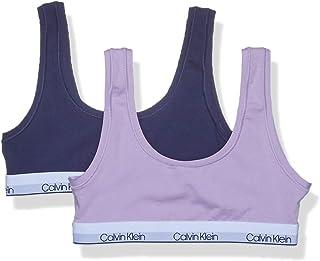 CALVIN KLEIN 女童 现代棉质文胸 多件装