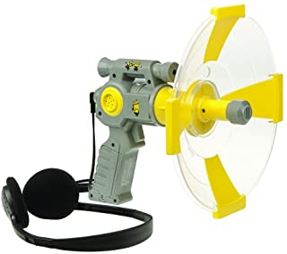 LEXIBOOK Universal Despicable Me 3 Minions 音效放大器,Spy 游戏,含耳机,电池,灰色/黄色,RPDES008