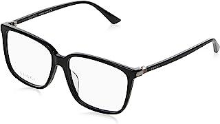 GUCCI 古驰 眼镜 伊达眼镜 0019OA 001 亚洲人适用 男士 0019OA-001 日本 58,15,145 (FREE サイズ) [平行进口商品]