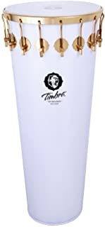 Timbra Top Percussion 8510 Timbal,35.56 x 88.9 厘米,白色铝