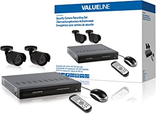 Valueeline SVL-SETDVR30 *摄像机录音套装,带内置 500GB 硬盘