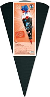 Ursus 9870018 手工套装 Easy Line 入学礼品袋 宇宙飞船,六角形糖袋 68 厘米高以上 20 厘米宽,可自行手工制作,由预冲压 3D 瓦楞纸板 260 克/平方米,适合入学