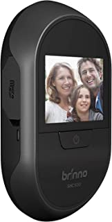 Brinno SHC500 Peephole 数码门挡 适用于摄像头 2.7 英寸 室内显示器
