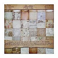 Wallflower Paper Stash 由 Tim Holtz Idea-ology 設計