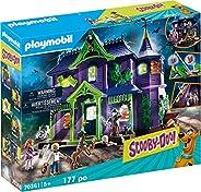 Playmobil 摩比世界 70361 Scooby-Doo!神秘豪宅