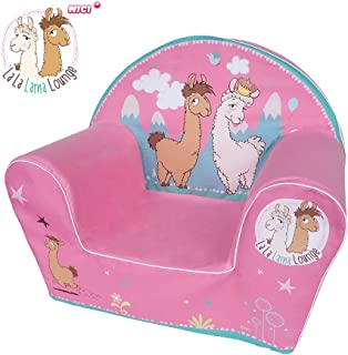Knorrtoys 80253 - NICI La-La-Lama Lounge - 儿童扶手椅