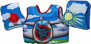 Body Glove Paddle Pals Motion 全息图样 Learn to Swim Life 外套,**的美国海岸警卫队认可的学习到游泳救助