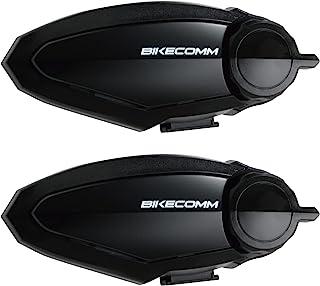 BIKECOMM BK-S2 无线蓝牙摩托车耳机,头盔对讲通信系统(两件装))
