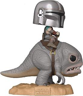 Funko POP 曼达洛骑士手办 45547 《星球大战》中的曼达洛人,多色