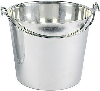 Karl Kruger 水桶,银色,9 升。
