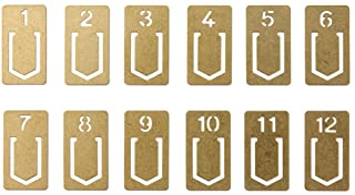 Midori 黄铜夹编号(43080006)
