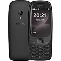 Nokia 诺基亚 6310 带弯曲显示屏 2.8 英寸显示屏 数字键盘 8 MB 内存 16 MB 内存 ( 32 G…
