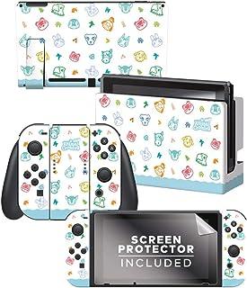 Controller Gear Animal Crossing: New Horizons - New Year, New Horizon - Nintendo Switch Skin Bundle - 任天堂官方产品 - Nintendo S...