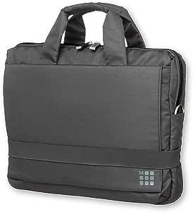 Moleskine 灰色横式数码保护包斜挎电脑包尺寸可达 13.3英寸