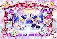 500片 拼图 迪士尼 玩具国的冰镇 紧紧系列【纯白】(25x36厘米)