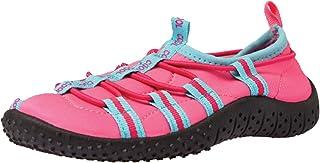 AQUAKIX 男童女孩涉水鞋 适合海滩、海洋和水上运动 弹力风格 适合幼儿、小孩和大童