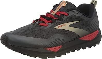 Brooks 男士 Cascadia GTX 15 跑鞋