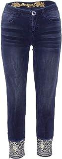 Desigual 女式裤子_Panacea 长裤