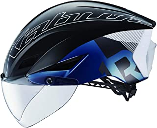 OGK kabuto 头盔 AERO-R1 CVTR G-1金属藏青色 XS/S