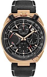 Citizen AV0073-08E 男式 Promaster Tsuno 黑色表盘计时手表