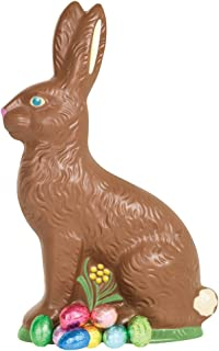 Paper House Productions M-0460E 模切冰箱磁贴,巧克力兔子(6 件装)