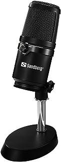 Sandberg 126-03 工作室 Pro USB 麦克风