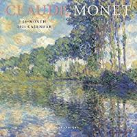 Graphique Claude Monet 迷你日历 2021 7 inch x 7 inch