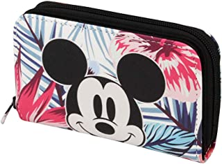 Mickey Mouse Eden-Wallet 对开式 黑色
