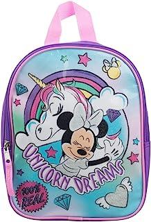 Minnie Mouse 卡通女孩迷你背包