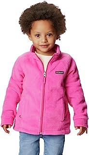 Columbia 女童羊毛外套夹克 冰粉红 Small