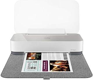 HP 惠普 Tango X Smart Home 打印机(惠普快速墨水,WLAN,蓝牙,集成语音控制,灰色包裹垫,含2个月的快速墨水),白色/灰色