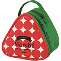 SKATER 保冷 饭团型 午餐盒 饭团便当盒 Marche 番茄色 KONC2