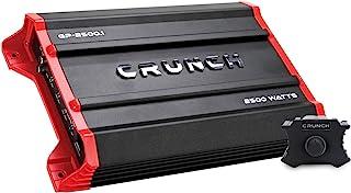 Crunch GP-2500.1 接地式打音器 2500 瓦单体式AB功放