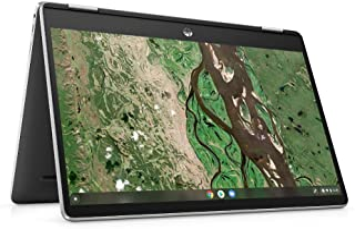 HP 惠普 Chromebook x360 14b-cb0021ng (14英寸 / FHD IPS 触屏) 2合1 笔记本电脑(英特尔赛扬 N4500,4GB LPDDR4,64GB eMMC,英特尔超高清显卡,Chrome OS,QWERT...