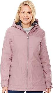 Regatta 女式 Bergonia Ii 防水压条接缝保暖连帽夹克