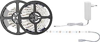 Paulmann 柏曼 78976 SimpLED 灯条套装 7.5 米 LED 灯条 20 瓦灯带 3000 K 日光白光 灯带