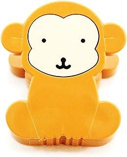 Arga 猴子夹 黄色 CLIP-M-YE
