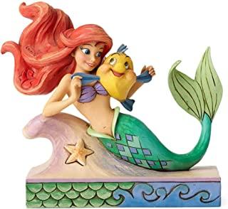 Disney 迪士尼 美人鱼摆件(艾丽尔与比目鱼)
