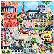 巴黎日拼图 适合成年人 1000 片