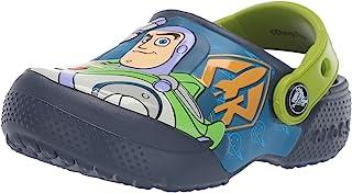 Crocs 卡骆驰儿童男孩和女孩玩具总动员巴斯和伍迪洞鞋