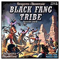 SOBS: Black Fang Tribe - Mission Pack Shadows of Brimstone: Board Game FYF07MP04