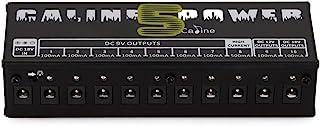 Caline UK CP-05 吉他效果电源。 英国插头