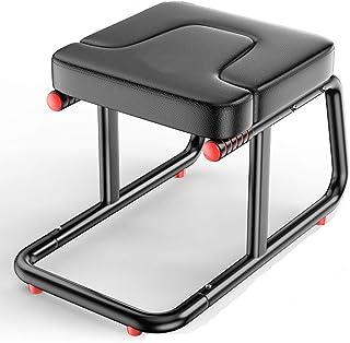 Aozora 平衡身体头架凳 - 理想的椅子,适合练习头架、肩架、手架和各种瑜伽姿势,非常适合初学者和体验瑜伽爱好者