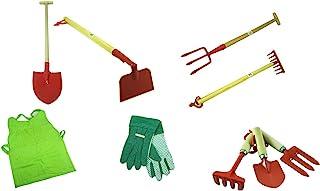 Young Gardener AMZ037TS 终极园艺套装 - 所有工具需求 - 包括 7 个工具和配件