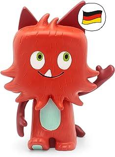 tonies 听筒人偶,适用于托尼箱,创意怪兽,自玩,90 分钟储存,适合自己录音、音乐或晚安故事,适合 3 岁以上的儿童。