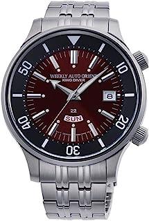 Orient 男士指针式自动手表 不锈钢表带 RA-AA0D02R1HB