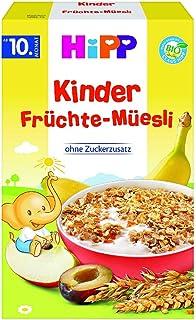 Hipp 喜宝 Bio 婴儿水果麦片 适用于10月以上婴儿,6盒装(6 x 200g)