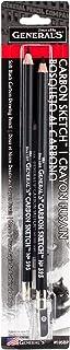 碳素描铅笔 2 支装-#595-BP